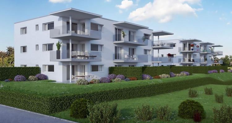 FOTI IMMO - Bel appartement de 4,5 pièces avec jardin. image 2