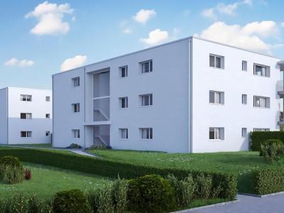 FOTI IMMO - Bel appartement de 4,5 pièces avec balcon. image 1