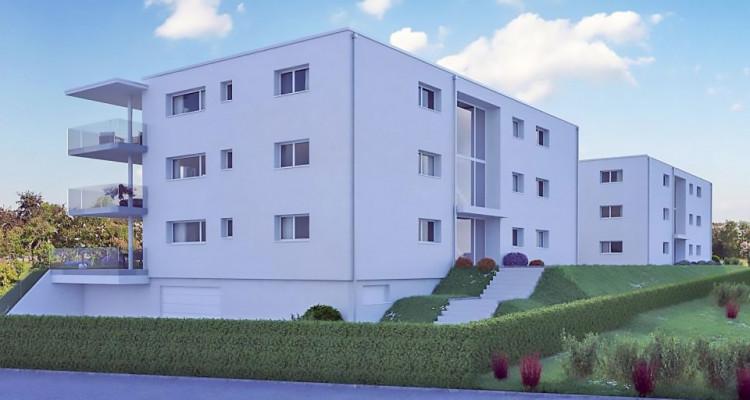 FOTI IMMO - Bel appartement de 4,5 pièces avec balcon. image 2