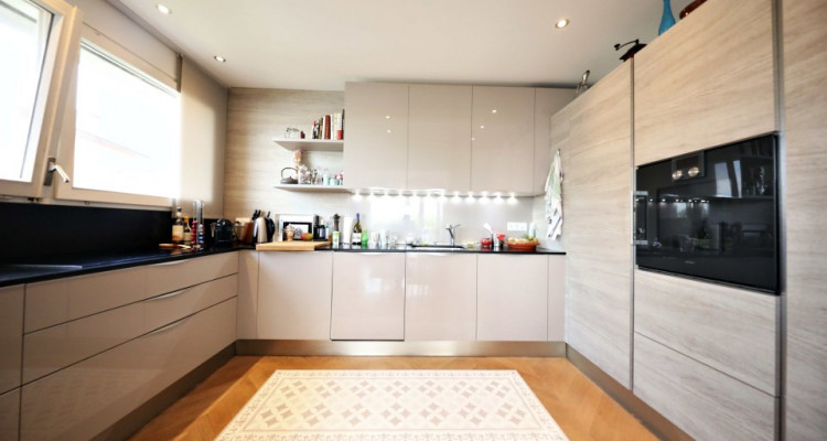 Magnifique appartement 5.5p dans Maison sur Lac / cheminée et balcon image 4