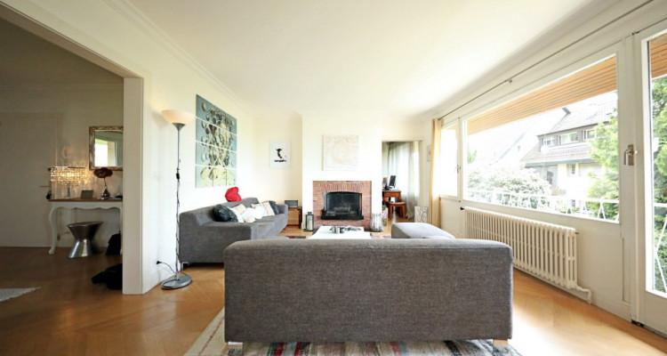Magnifique appartement 5.5p dans Maison sur Lac / cheminée et balcon image 5