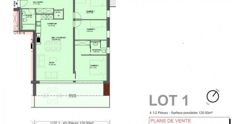 C-Service vous propose un appartement de 4.5 pces sur Drône  image 8