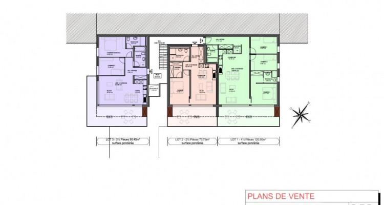 C-Service vous propose un appartement de 3.5 pces sur Drône  image 9