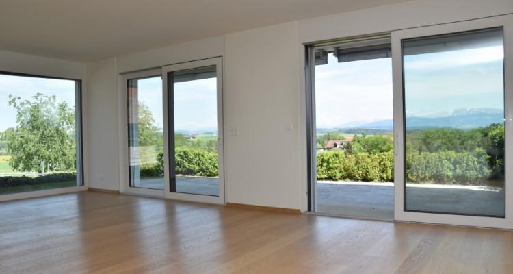 Splendide appartement de standing de 4,5 pièces avec dégagement image 3