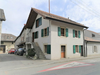 Belle maison de village sur 3 niveaux à Meyrin image 1