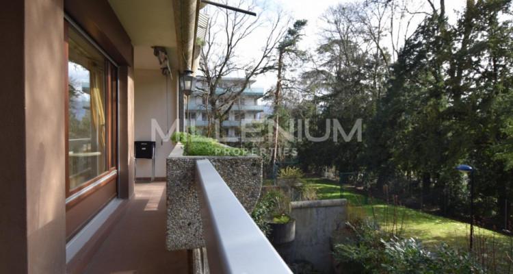 Petit Saconnex, bel appartement avec balcons image 12