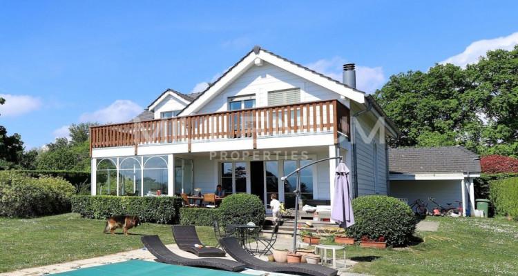 Belle maison à louer avec piscine à Versoix image 1