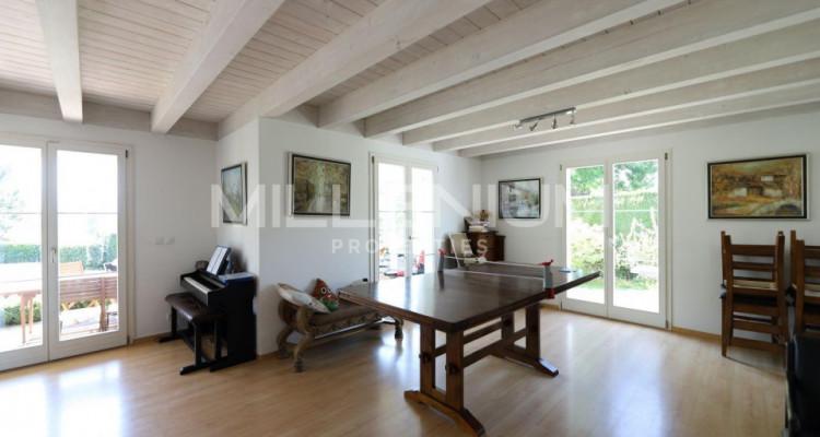 Belle maison à louer avec piscine à Versoix image 4