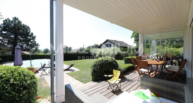 Belle maison à louer avec piscine à Versoix image 9