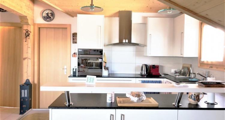 C-SERVICE vous propose un magnifique attique de 5.5 pces aux Cerniers image 8