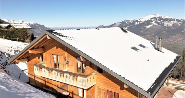 C-SERVICE vous propose un magnifique attique de 5.5 pces aux Cerniers image 20