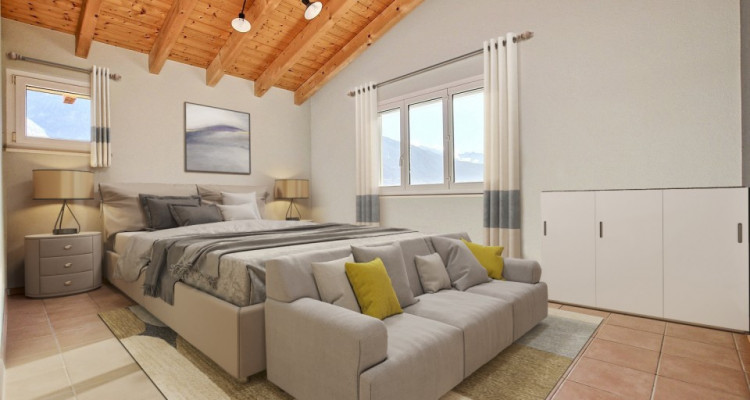 C-SERVICE vous propose une belle maison individuelle à Saillon image 6