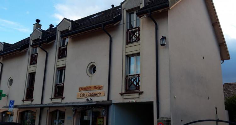 Bel appartement duplex au centre du village - A louer image 1