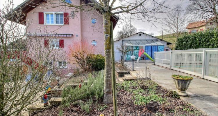 Maison individuelle avec piscine et dépendance à 5 min. dYverdon image 12