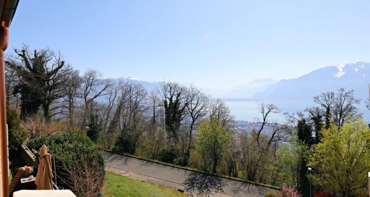 Magnifique appartement 7 pièces, vue lac, grand balcon à Chardonne image 3