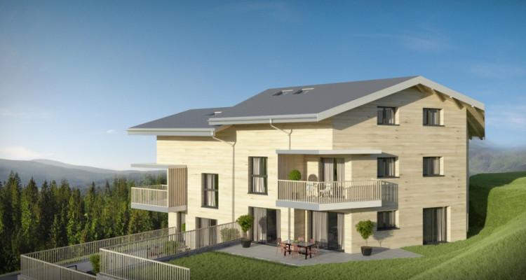 FOTI IMMO - Grand duplex dans les combles de 4,5 pièces avec balcon. image 1