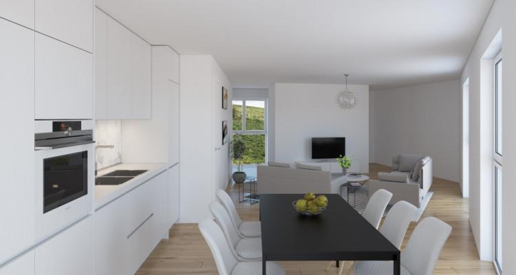 FOTI IMMO - Grand duplex dans les combles de 4,5 pièces avec balcon. image 2