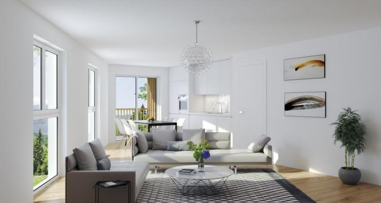 FOTI IMMO - Grand duplex dans les combles de 4,5 pièces avec balcon. image 3