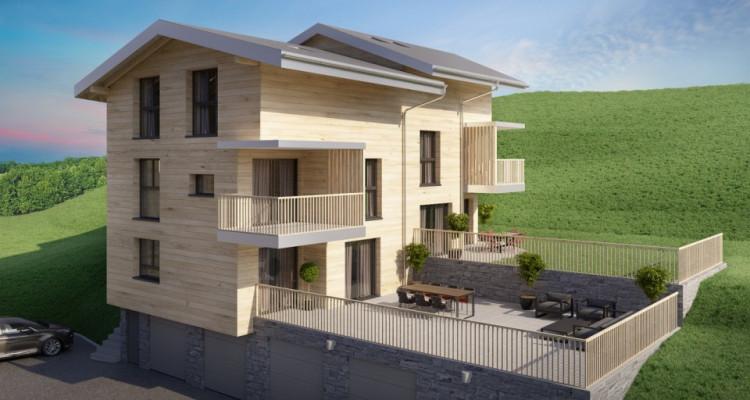 FOTI IMMO - Grand duplex dans les combles de 4,5 pièces avec balcon. image 4