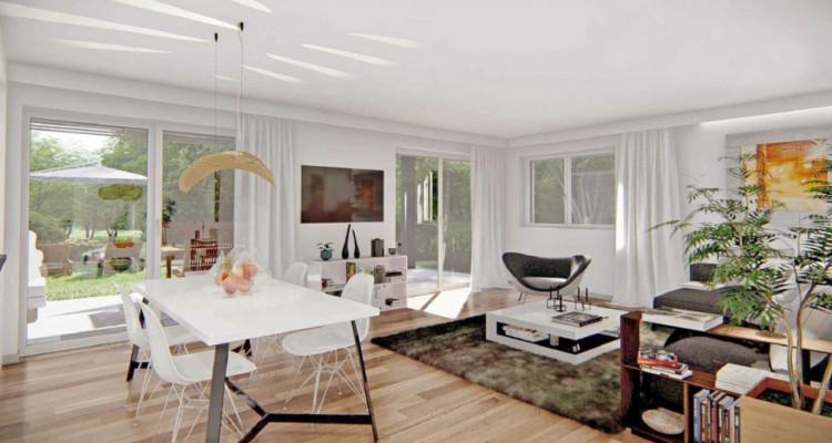 LOCATION VENTE - Appartement neuf de 3 pièces avec terrasse/jardin. image 3