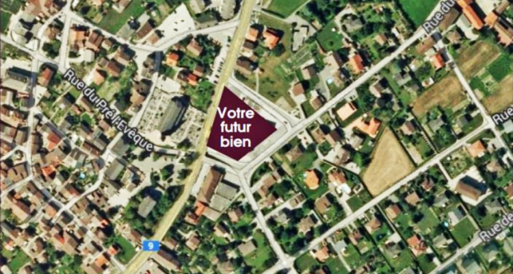 FOTI IMMO - Appartement neuf de 3,5 pièces au coeur du village. image 9