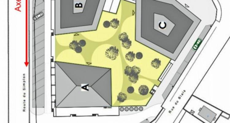 FOTI IMMO - Appartement neuf de 3,5 pièces au coeur du village. image 10