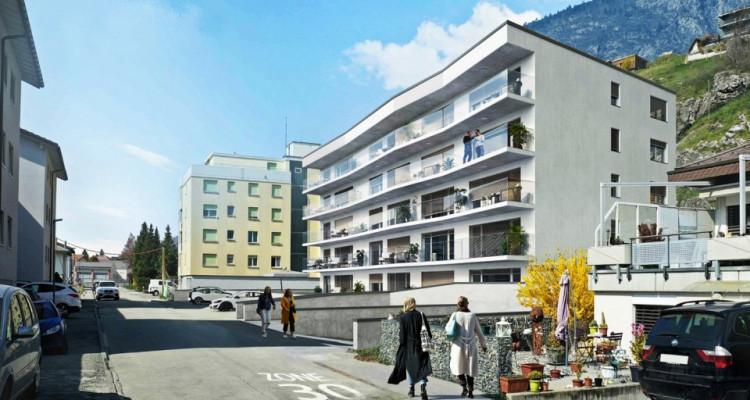 FOTI IMMO - Appartement de 4,5 pièces avec terrasse. image 1