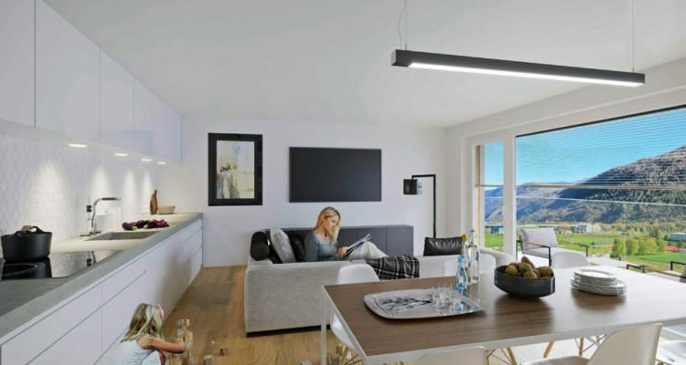 FOTI IMMO - Appartement de 4,5 pièces avec terrasse. image 2