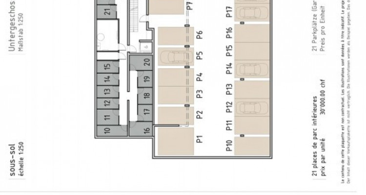 FOTI IMMO - Appartement de 4,5 pièces avec terrasse. image 5