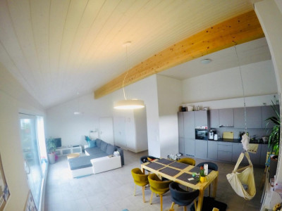 Bel et lumineux appartement de 3.5 pièces à Gimel image 1