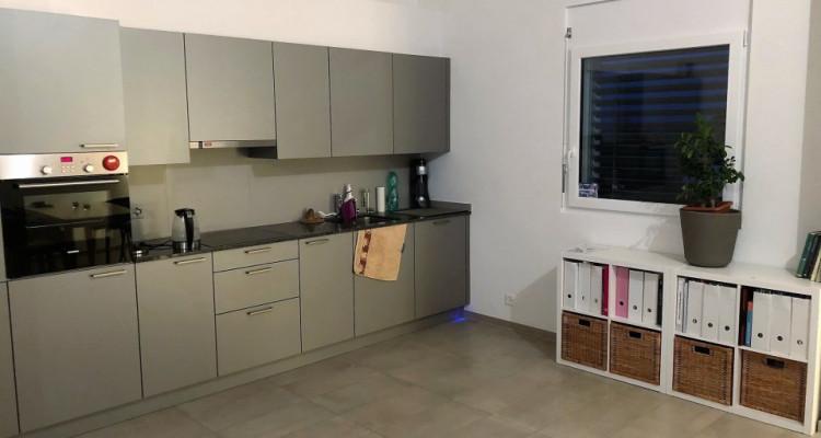 Grand et lumineux appartement de 3.5 pièces à Gimel image 3