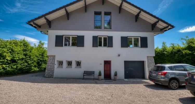 Belle villa spacieuse à Divonne-Les-Bains avec magnifique vue image 2