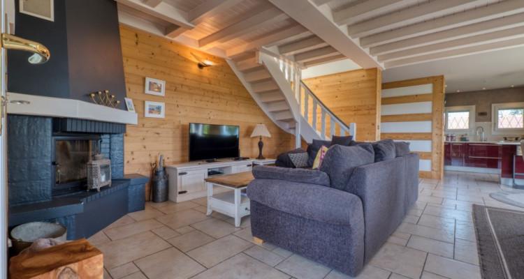 Belle villa spacieuse à Divonne-Les-Bains avec magnifique vue image 8