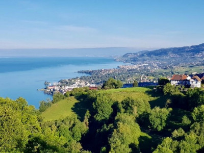 APPARTEMENT 109 M2, GLION, VUE EXCEPTIONNELLE, DISPONIBLE 01.07.2020 image 1