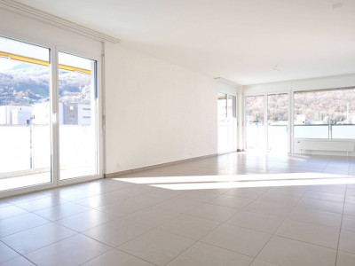 Magnifique appartement de 4,5 pièces / 3 chambres / 1 balcon  image 1