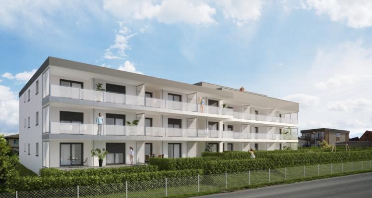 EN EXCLUSIVITE : Appartements de 2.5 pièces dans nouvelle construction image 2