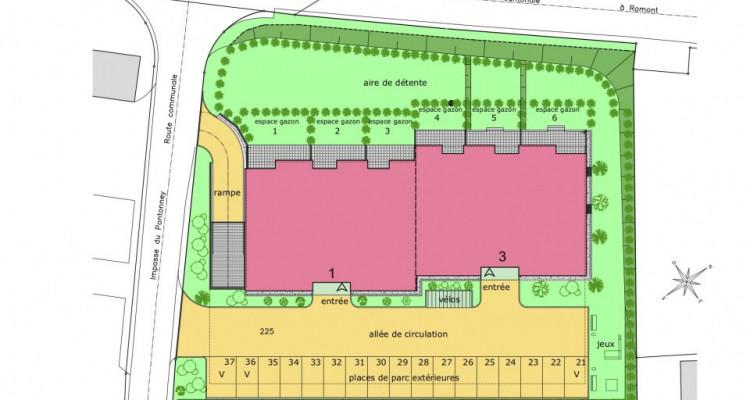 EN EXCLUSIVITE : Appartements de 2.5 pièces dans nouvelle construction image 6