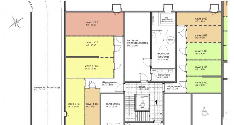 EN EXCLUSIVITE : Appartements de 2.5 pièces dans nouvelle construction image 7