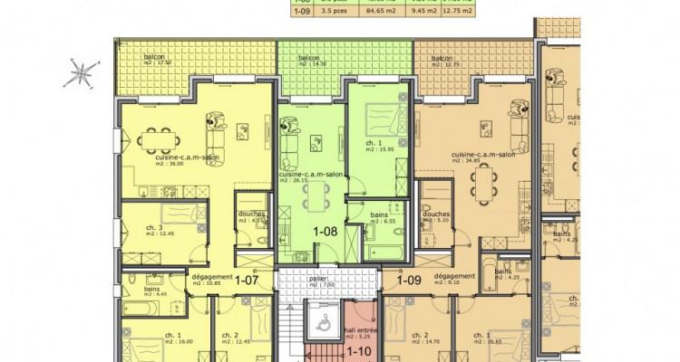 EN EXCLUSIVITE : Appartements de 2.5 pièces dans nouvelle construction image 10