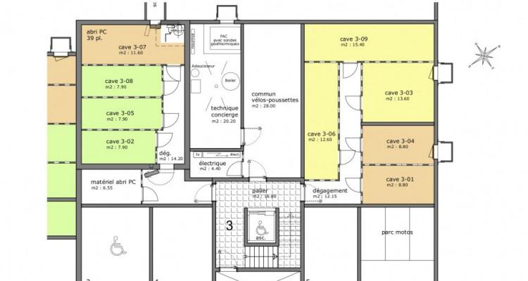 EN EXCLUSIVITE : Appartements de 2.5 pièces dans nouvelle construction image 12
