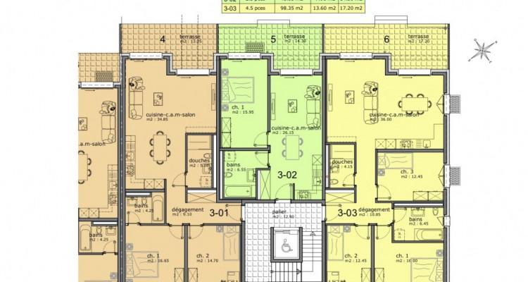 EN EXCLUSIVITE : Appartements de 2.5 pièces dans nouvelle construction image 13