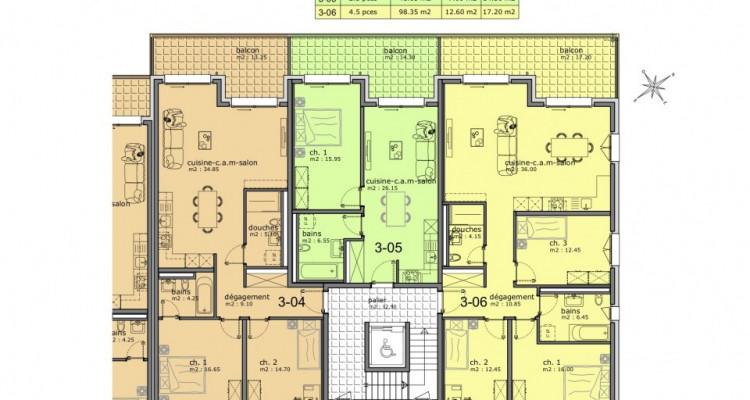 EN EXCLUSIVITE : Appartements de 2.5 pièces dans nouvelle construction image 14