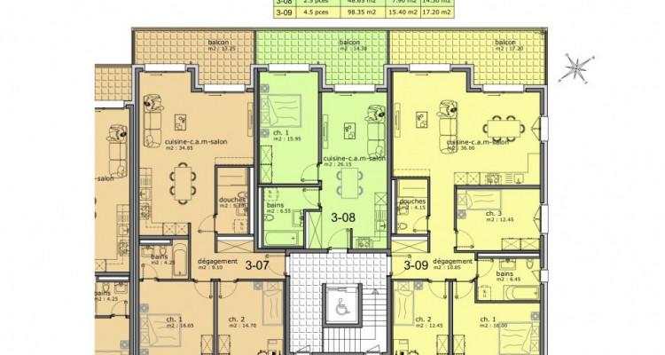 EN EXCLUSIVITE : Appartements de 2.5 pièces dans nouvelle construction image 15