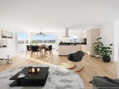 SUR PLANS : Superbes appartements de 4.5 pièces avec grand extérieur image 1