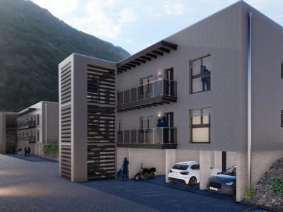 FOTI IMMO - Appartement neuf de 3,5 pièces avec terrasse/jardin. image 1