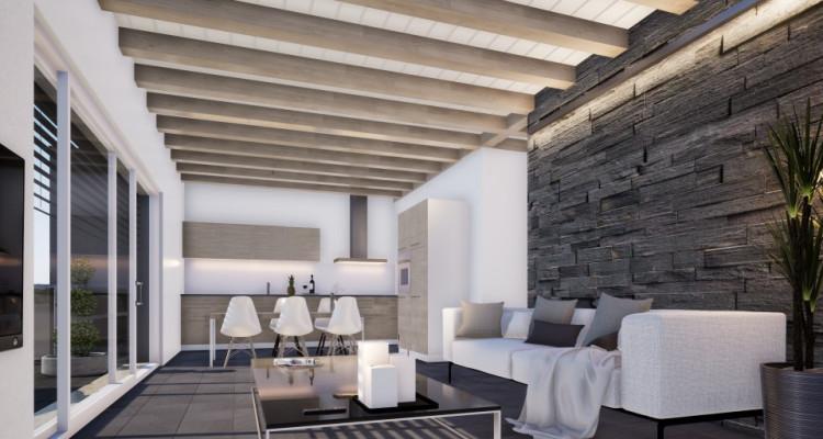 FOTI IMMO - Appartement en attique de 3,5 pièces avec balcon. image 2