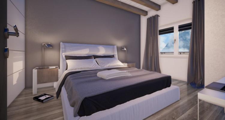 FOTI IMMO - Appartement en attique de 3,5 pièces avec balcon. image 3