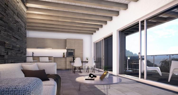 FOTI IMMO - Appartement en attique de 2,5 pièces avec terrasse. image 2
