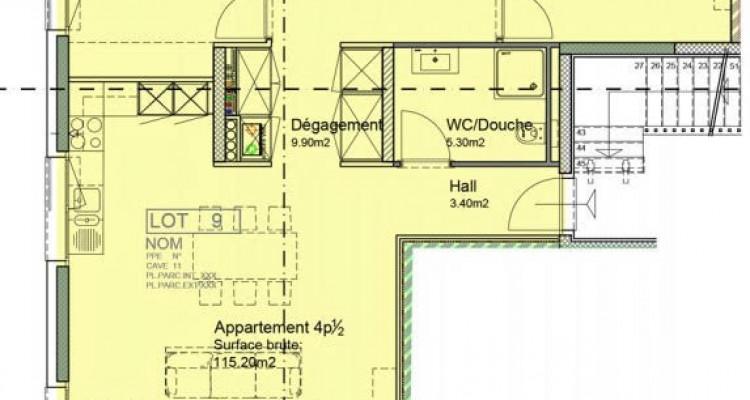 A vos téléphones ! Plus que 2 appartements MINERGIE disponibles !  image 3