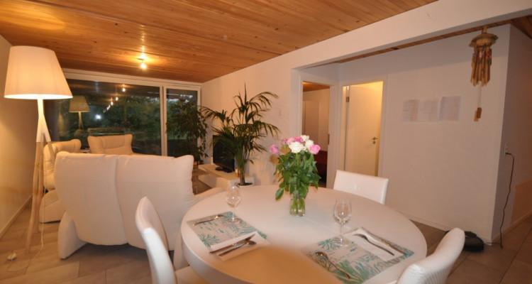 lumineux et spacieux appartement contemporain de 5.5 p image 4